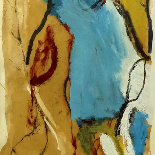 Peintures abstraites et dessins abstraits originaux et gravures d'artistes hollandais belges et français en vente dans notre galerie,