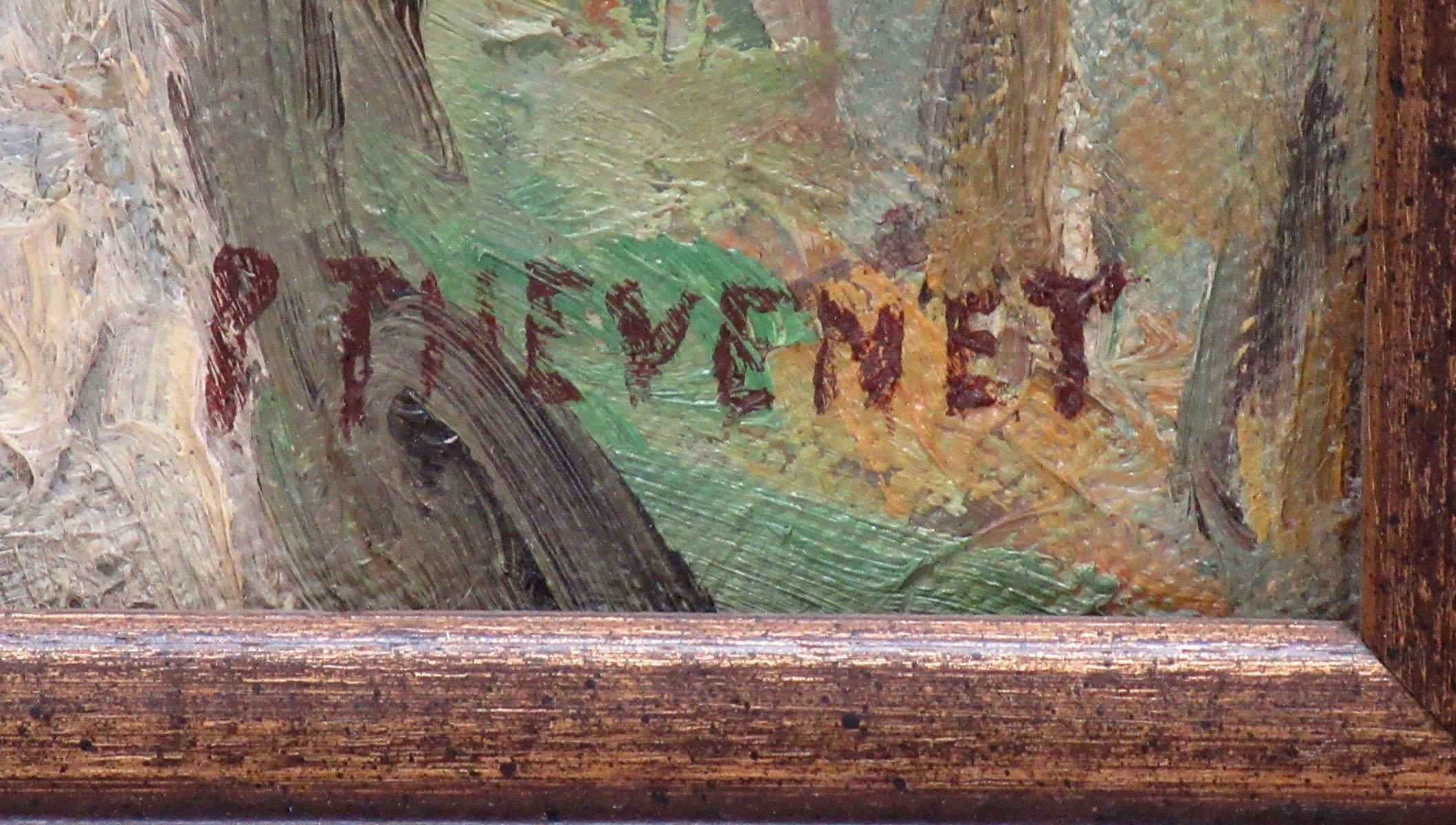 Achetez un tableau du peintre belge Pierre Thévenet
