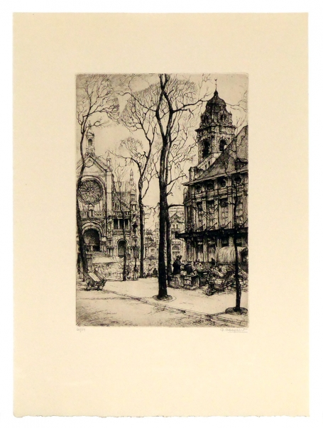 Place Saint-Catherine 1945  41/114 (MINT)