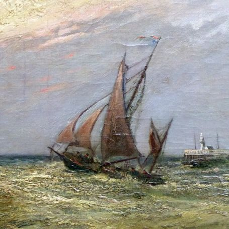 Belgian painter Van de Venne Paul