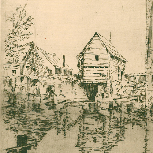 Buy etchings, original drawings and lithographs from Belgian, German, Dutch, English artists in our online art gallery.